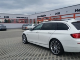 BMW 5er F11 mit Audio System